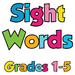 Sight Words Grade 1-5 HD